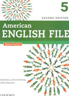 american english file 5 second edition