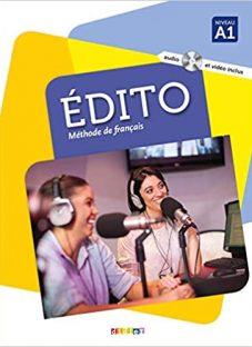 کتاب متد فرانسه Edito methode de francais A1
