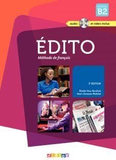 Edito Methode De Francais B2