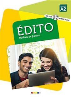 کتاب متد فرانسه Edito Methode De Francais A2