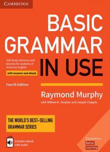 کتاب کمک آموزشی انگلیسی Basic Grammar In Use