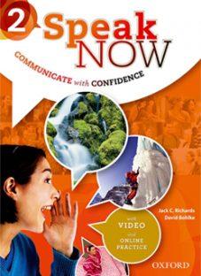 کتاب آموزش زبان انگلیسی Speak Now2