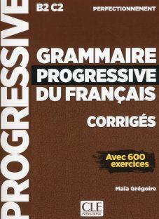 کتاب کمک آموزشی فرانسه Grammaire Progressive Perfectionnement