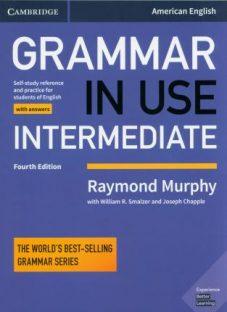 کتاب کمک آموزشی انگلیسی Grammar In Use Intermediate