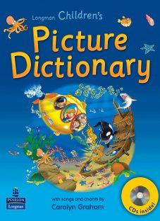 کتاب دیکشنری Longman Childrens Picture Dictionary