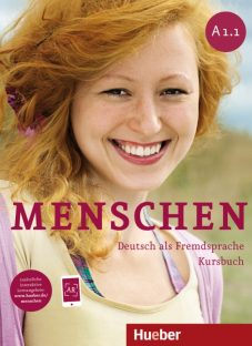 کتاب آموزش زبان آلمانی Menschen A1.1