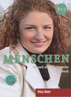 کتاب آموزش زبان آلمانی Menschen B1.2