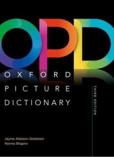 دیکشنری تصویری Oxford Picture Dictionary