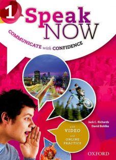 کتاب آموزش زبان انگلیسی Speak Now 1