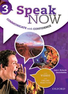 کتاب آموزش زبان انگلیسی Speak Now3
