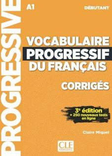 کتاب کمک آموزشی فرانسه Vocabulaire Progressif Debutant